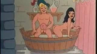 Snow white adult cartoon